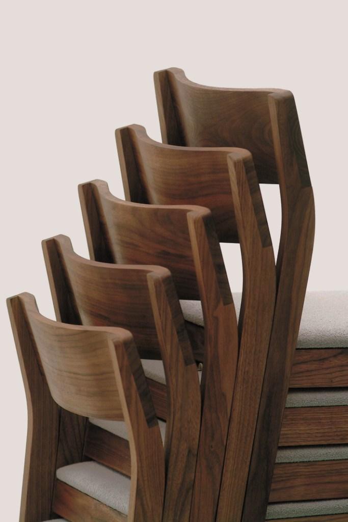 SEQUOIA Einrichtungen: Stühle & Bänke