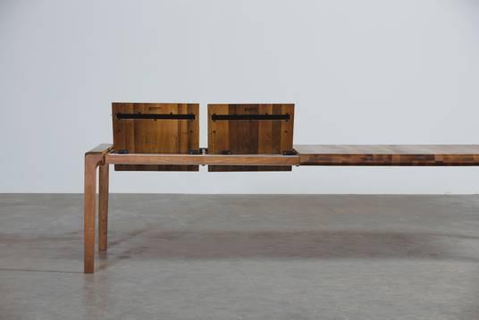 sequoia einrichtungen: tische, Esszimmer dekoo