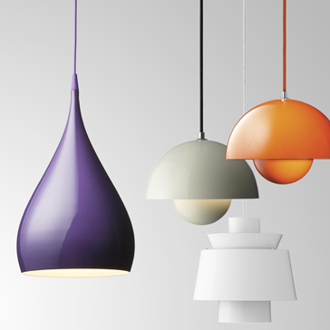 sequoia einrichtungen leuchte flowerpot. Black Bedroom Furniture Sets. Home Design Ideas