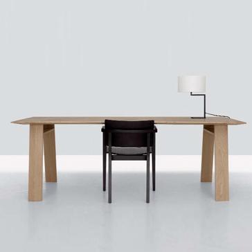 sequoia einrichtungen schreibtisch bondt aus massivholz. Black Bedroom Furniture Sets. Home Design Ideas